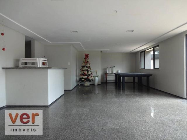 Apartamento com 3 dormitórios para alugar, 74 m² por R$ 800,00/mês - Messejana - Fortaleza - Foto 5