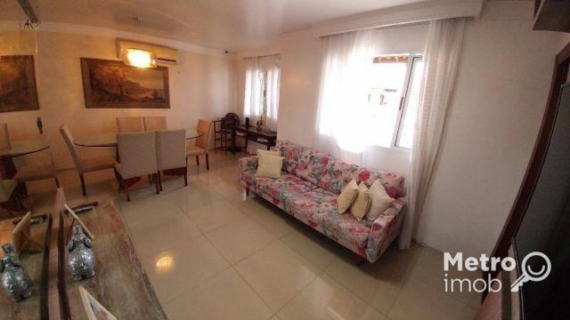Casa de Condomínio com 3 quartos à venda, 126 m² por R$ 600.000 - Cohama - São Luís/MA - Foto 4