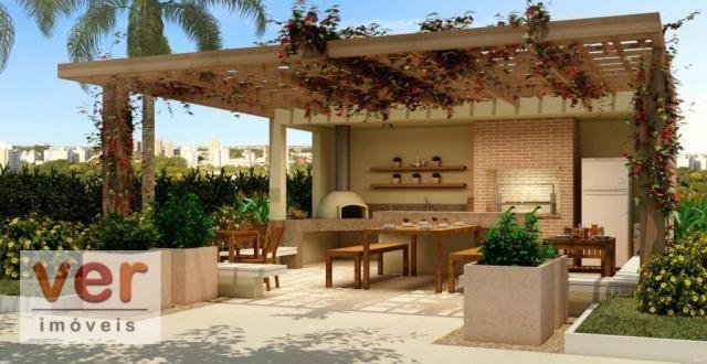 Apartamento com 3 dormitórios à venda, 80 m² por R$ 599.000,00 - Cambeba - Fortaleza/CE - Foto 11