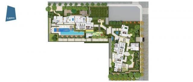 Apartamento com 3 dormitórios à venda, 71 m² por R$ 455.000,00 - Cocó - Fortaleza/CE - Foto 13