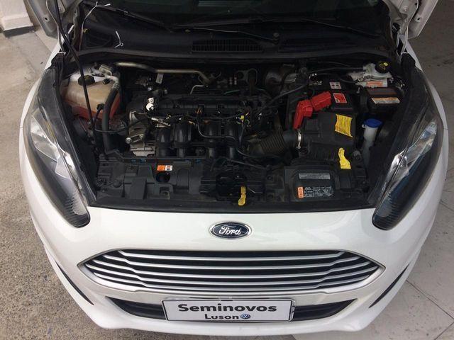 Ford Fiesta  1.6 16V SEL Power Shift - Foto 5