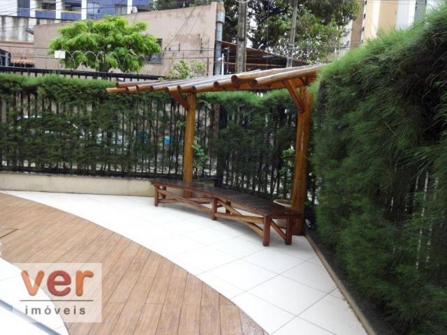 Apartamento com 2 dormitórios à venda, 115 m² por R$ 665.000,00 - Meireles - Fortaleza/CE - Foto 4