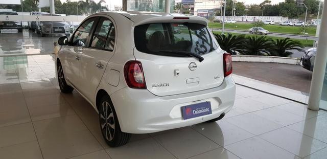 Nissan March sL = Financiamento na hora - Foto 3