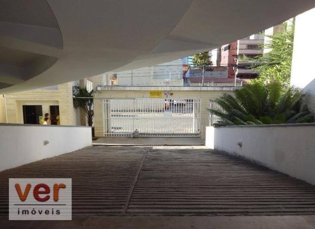 Apartamento à venda, 68 m² por R$ 350.000,00 - Cocó - Fortaleza/CE - Foto 4