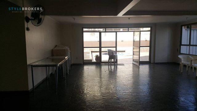 Apartamento no Edifício Saint Tropez com 4 dormitórios à venda, 187 m² por R$ 450.000 - Ba - Foto 7