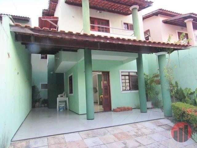 Casa para alugar, 160 m² por R$ 2.500,00/mês - Cambeba - Fortaleza/CE