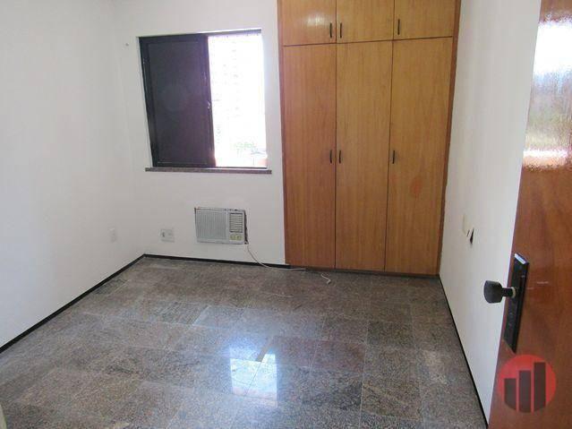 Apartamento com 1 dormitório para alugar, 47 m² por R$ 1.000,00/mês - Praia de Iracema - F - Foto 7