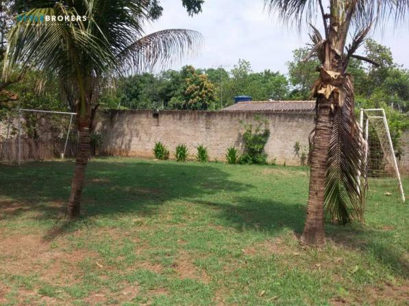 Rancho Parque dos Pequizeiros com 2 dormitórios à venda por R$ 420.000 - Zona Rural - Sant - Foto 6