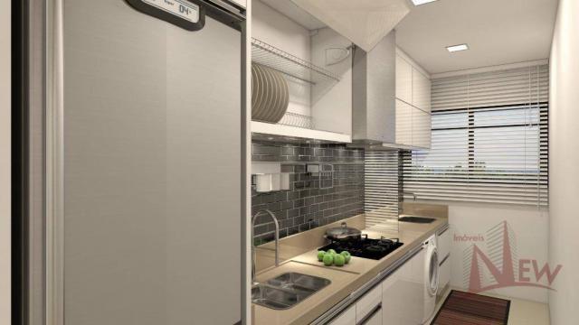 Apartamento com 03 quartos no Cidade Jardim, São José dos Pinhais - Foto 10