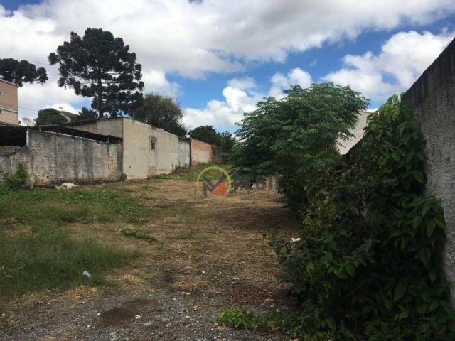 Terreno para locação comercial, Boqueirão - Curitiba - Foto 3