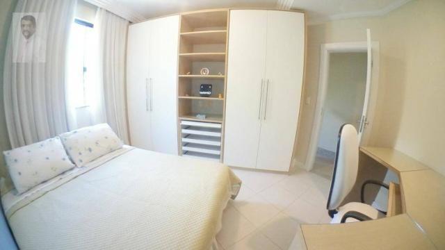 Casa em condomínio fechado com 4 dormitórios à venda, 263 m² por R$ 850.000 - Patamares -  - Foto 12