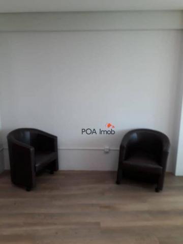 Sala comercial mobiliada no Parigi Business, Boa Vista, Porto Alegre - Foto 8