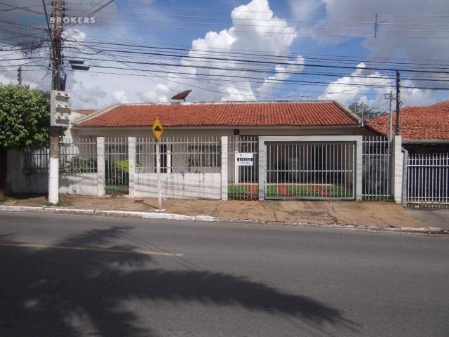 Casa Comercial com 3 dormitórios à venda, 300 m² por R$ 750.000 - Bairro Jardim das Améric