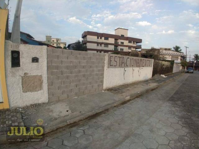 Terreno lado praia, 690 m² por R$ 360.000 - Balneário Itaguaí - Mongaguá/SP - Foto 4
