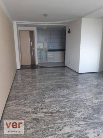 Apartamento à venda, 91 m² por R$ 359.000,00 - Cocó - Fortaleza/CE - Foto 13