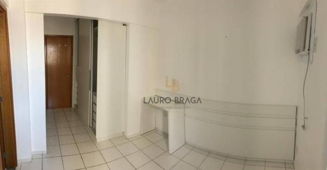 Apartamento com 3 dormitórios à venda, 76 m² por R$ 340.000 - Jatiúca - Maceió/AL - Foto 6