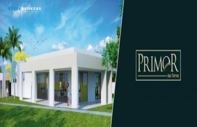 Terreno no Condomínio Primor das Torres á venda, 250 m² por R$ 175.000 - Bairro Tijucal -