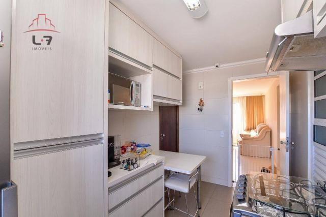 Apartamento com 3 dormitórios à venda, 79 m² por R$ 310.000,00 - Bacacheri - Curitiba/PR - Foto 10