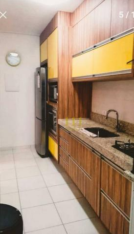 Apartamento com 2 dormitórios à venda, 65 m² por R$ 340.000 - Parque Industrial - São José - Foto 12
