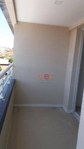 Apartamento para alugar, 61 m² por R$ 1.600,00/mês - Dunas - Fortaleza/CE - Foto 19