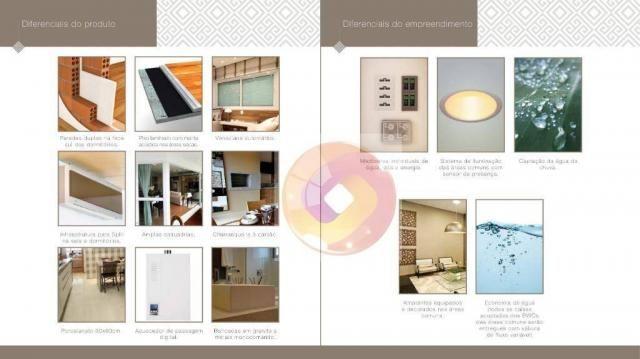 Apartamento com 3 dormitórios à venda, 106 m² por R$ 784.742,00 - Boa Vista - Curitiba/PR - Foto 11