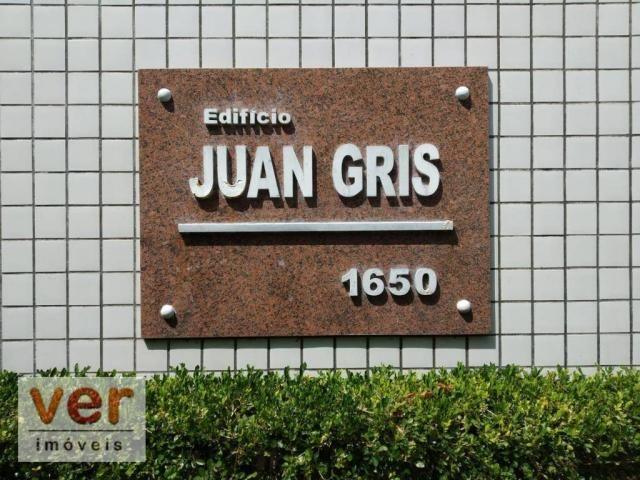 Apartamento com 5 dormitórios à venda, 211 m² por R$ 800.000,00 - Guararapes - Fortaleza/C - Foto 2