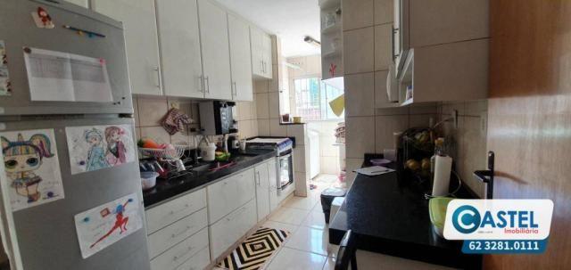 Apartamento com 3 dormitórios à venda, 76 m² por R$ 250.000 - Setor Bela Vista - Goiânia/G - Foto 5