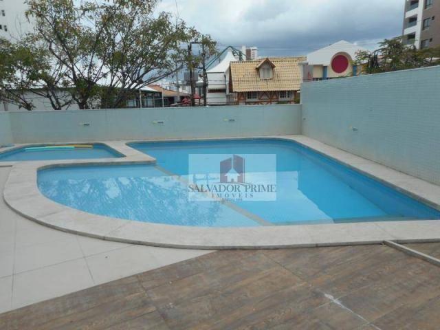 Apartamento residencial à venda, Caminho das Árvores, Salvador. - Foto 17