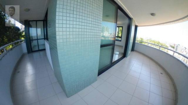 Apartamento com 3 Suítes à venda, 135 m² por R$ 950.000 - Rio Vermelho - Salvador/BA - Foto 2