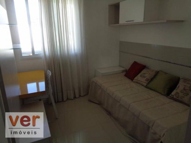 Apartamento com 2 dormitórios à venda, 58 m² por R$ 400.201,64 - Aldeota - Fortaleza/CE - Foto 11