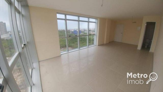Sala para alugar, 35 m² por R$ 1.400/mês - Jaracaty - São Luís/MA - Foto 9