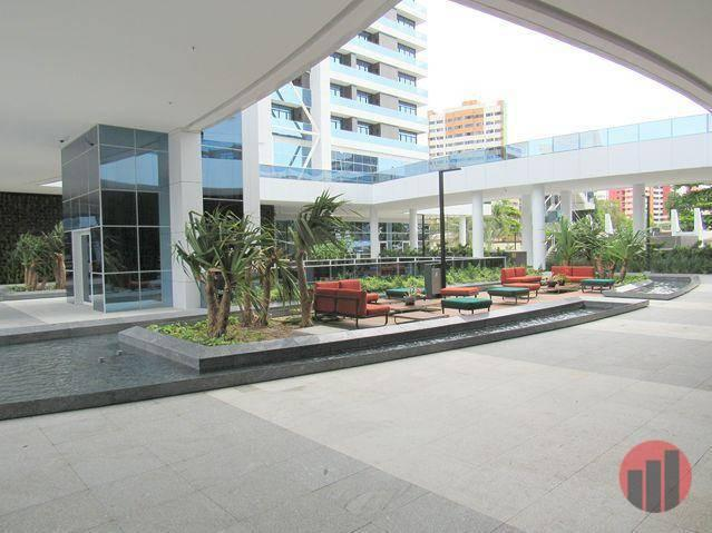 Sala para alugar, 34 m² por R$ 1.800,00/mês - Aldeota - Fortaleza/CE - Foto 8