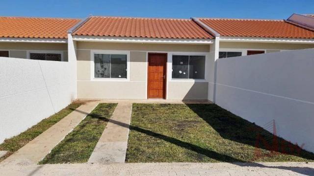 Excelente casa com 02 quartos no Campo Largo da Roseira, São José dos Pinhais