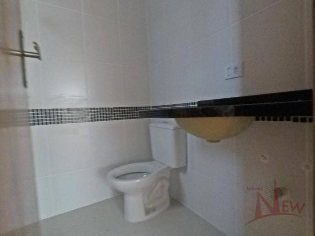 Apartamento 02 quartos no Afonso pena, São José dos Pinhais - Foto 15