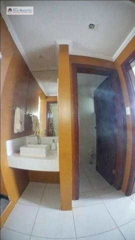 Cobertura com 4 dormitórios 3 suítes  vista a mar nascente à venda, 575m² total m² Rio Ver - Foto 20
