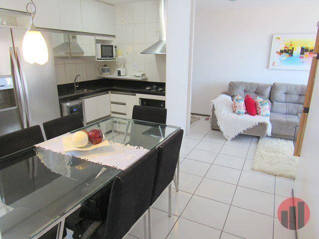 Apartamento com 3 dormitórios para alugar, 63 m² por R$ 1.900/mês - Mucuripe - Fortaleza/C - Foto 18