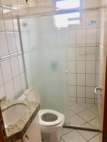 Casa no Condomínio Colina dos Ventos com 3 dormitórios à venda, 119 m² por R$ 359.000 - Ja - Foto 17