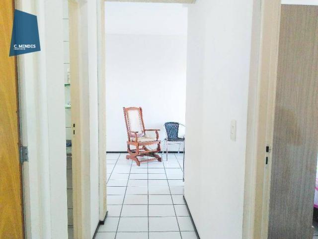 Apartamento residencial para venda e locação, Montese, Fortaleza - AP0041. - Foto 11
