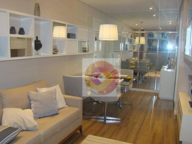 Apartamento com 2 dormitórios à venda, 51 m² por R$ 240.000,00 - Neoville - Curitiba/PR - Foto 15