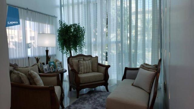 Casa no Alphaville Fortaleza com 4 dormitórios à venda, 310 m² por R$ 1.800.000 - Cararu - - Foto 9