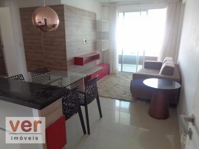 Apartamento com 2 dormitórios à venda, 58 m² por R$ 400.201,64 - Aldeota - Fortaleza/CE - Foto 7