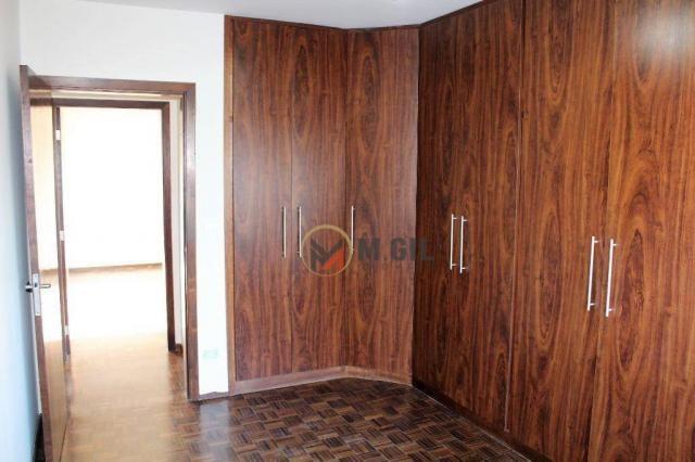 Apartamento amplo, andar alto, com 03 dormitórios, à venda, Alto da Glória - Curitiba. - Foto 19
