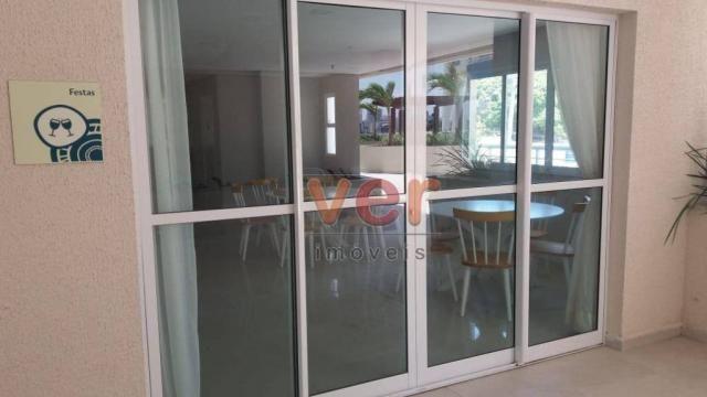 Apartamento para alugar, 61 m² por R$ 1.600,00/mês - Dunas - Fortaleza/CE - Foto 5