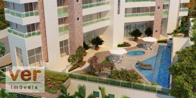 Apartamento à venda, 118 m² por R$ 1.300.000,00 - Meireles - Fortaleza/CE - Foto 2
