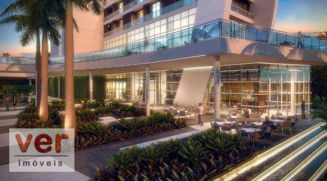 Sala para alugar, 29 m² por R$ 2.500,00/mês - Aldeota - Fortaleza/CE - Foto 5