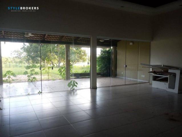 Casa No Condomínio Terra Selvagem Golfe Club com 5 dormitórios à venda, 321 m² por R$ 690. - Foto 15