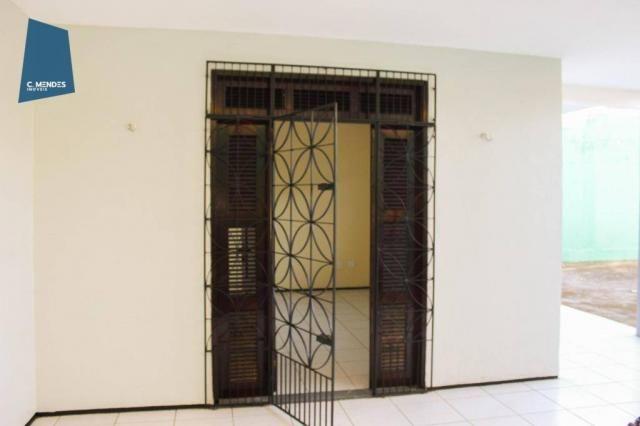 Casa para alugar, 400 m² por R$ 2.200,00/mês - Engenheiro Luciano Cavalcante - Fortaleza/C - Foto 7