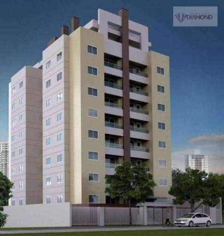 Cobertura à venda com 3 dormitórios em Tingui, Curitiba cod:CO0037