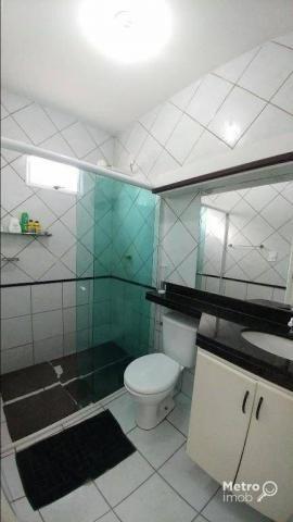 Casa de Condomínio com 3 quartos à venda, 126 m² por R$ 600.000 - Cohama - São Luís/MA - Foto 14