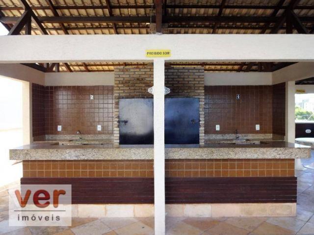 Apartamento à venda, 68 m² por R$ 350.000,00 - Cocó - Fortaleza/CE - Foto 19